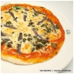 Pizza Siciliana (F)