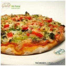 Pizza Mediterranea (F)