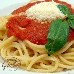 Espagueti Napolitana