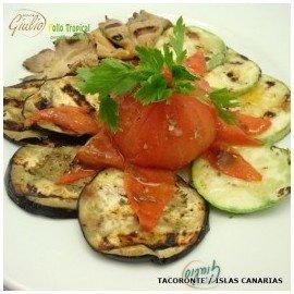 Verduras a la plancha.