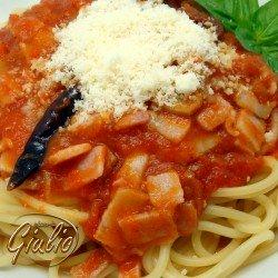 Espagueti Rabbiata