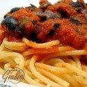 Espagueti Putanesca