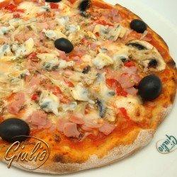 Pizza Cuattro Stagioni
