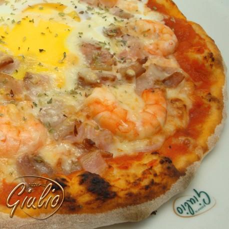Pizza Teide (Familiar)