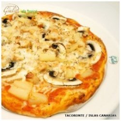 Pizza Pollo Tropical