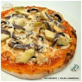 Pizza Capricciosa (Familiar)