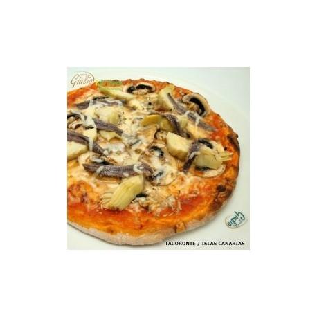 Pizza Capricciosa (F)