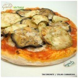 Pizza Vegetariana (F)