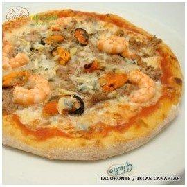 Pizza Marinera (Familiar)