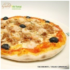 Pizza Calabresa (family-size pizza)