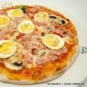 Pizza Tacoronte (Familiar)
